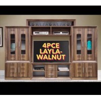 Layla 4pce Wall Unit