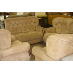 2nd-hand Baige Lounge Suite