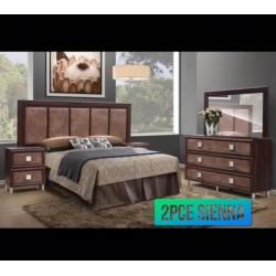 Sienna 2pce Bedroom Suite