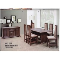 8Pce Vela Dining Suite