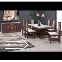 Astor 8pce Dining Room Suite