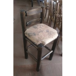 Stained Bar Chairs (2)
