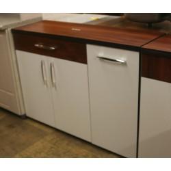 3-Door / 1-Drawer Base Unit