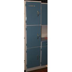 Steel Grocery Cabinet